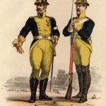 suomen sodan aikaisia ruotsalaisia sotilaita